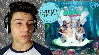 Baixar Aretuza Lovi, Pabllo Vittar & Gloria Groove - Joga Bunda (Audio Official) Reaction / Reação