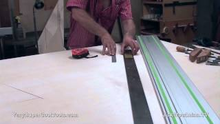 791. Trapezoid Cutting Continued • Table Saw Work Station Series
