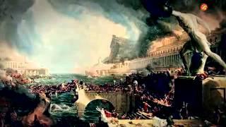 Аналогия  истории  Древнего  Рима  и  Китая