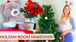 How to Decorate your Room for Christmas! 2017