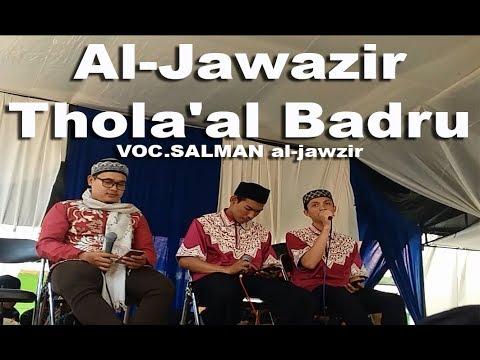 Al Jawazir  Thola'al Badru  voc.salman live Kp Cibolerang Rahayu Desa Rahayu