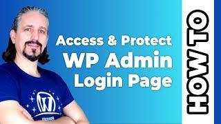 WordPress Admin Login 🔒 Hide & Protect Your Dashboard Login Page