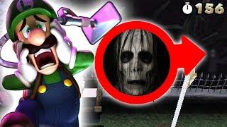 Die 5 verrücktesten EASTER EGGS aus MARIO Games