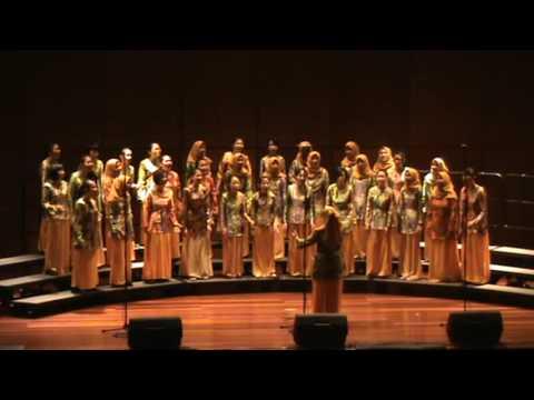 Dirgahayu Tanahair Ku - SMK Convent Alor Setar Choir