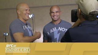 UFC 201 Embedded: Vlog Series - Episode 5