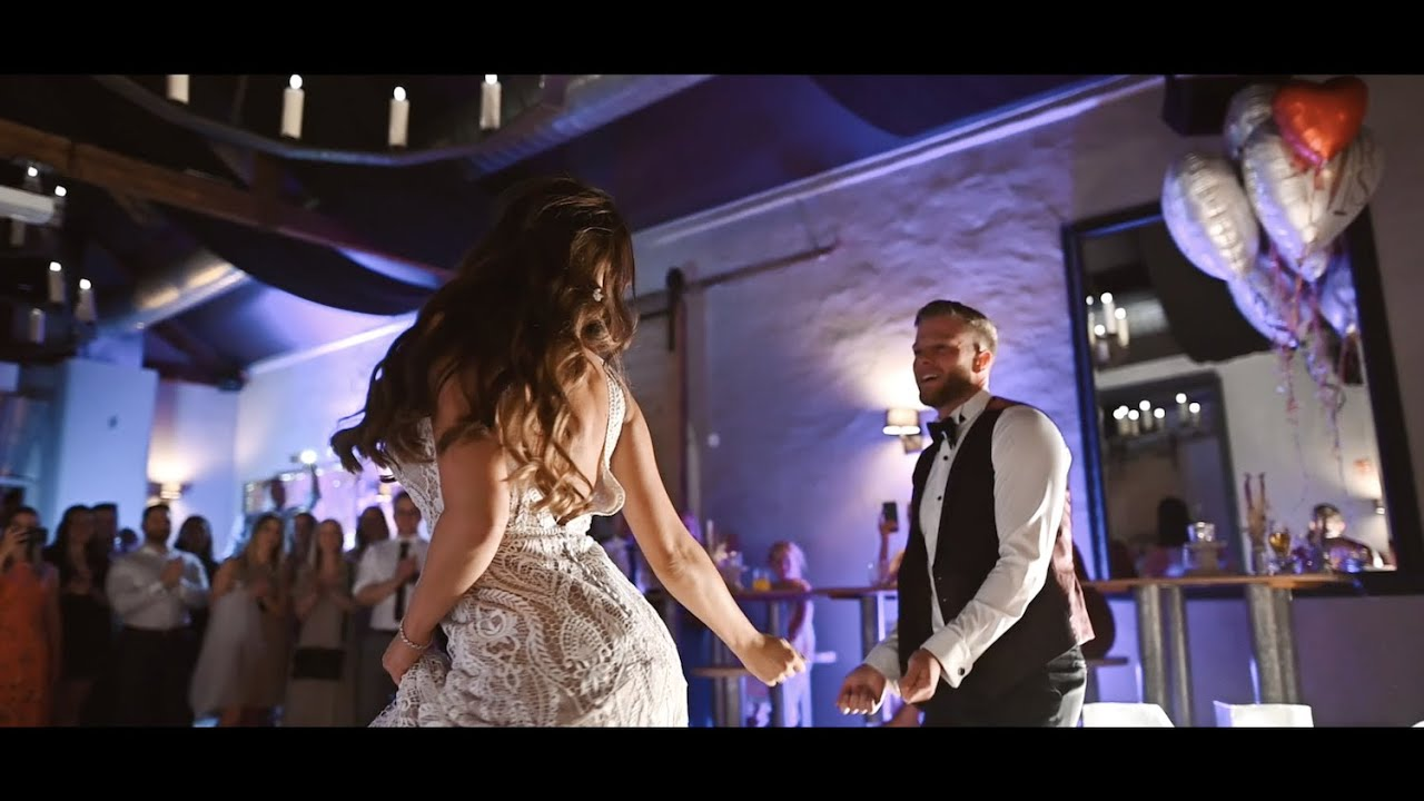 Wedding-Trailer | Nadine & Daniel, Bahnhof Nord (Bottrop)