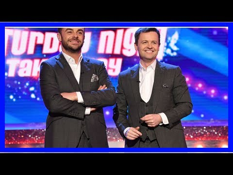 ITV knows value of prize asset Ant McPartlin and is once again putting a protective arm around him