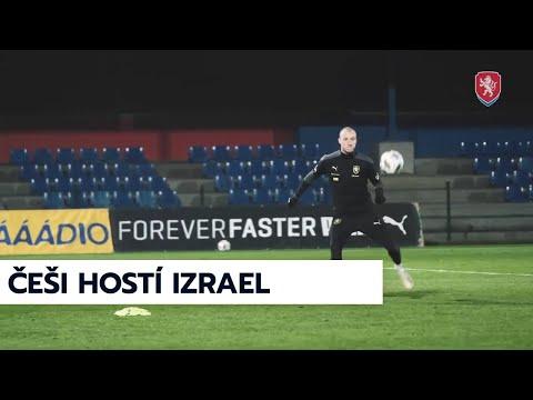 ČR A   Češi hostí v Lize národů Izrael