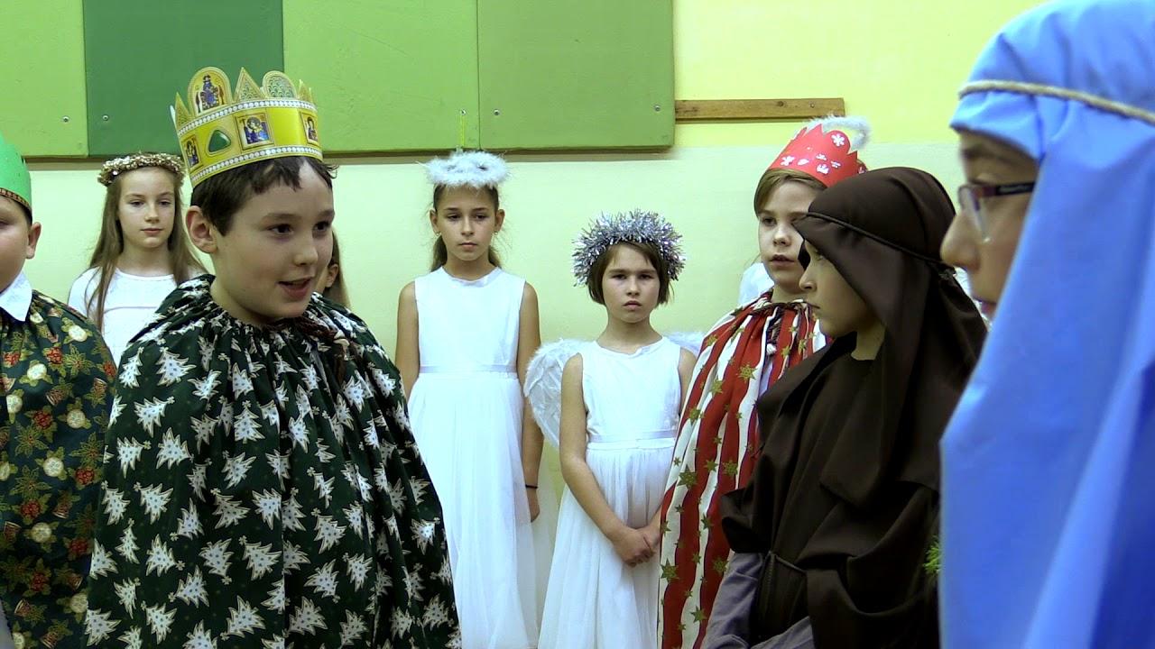 Fel nagy örömre! – Lakiteleki Eötvös Iskola, színpadi játék,  2020