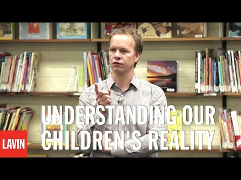 Dr. Alex Russell: Understanding Our Children's Reality