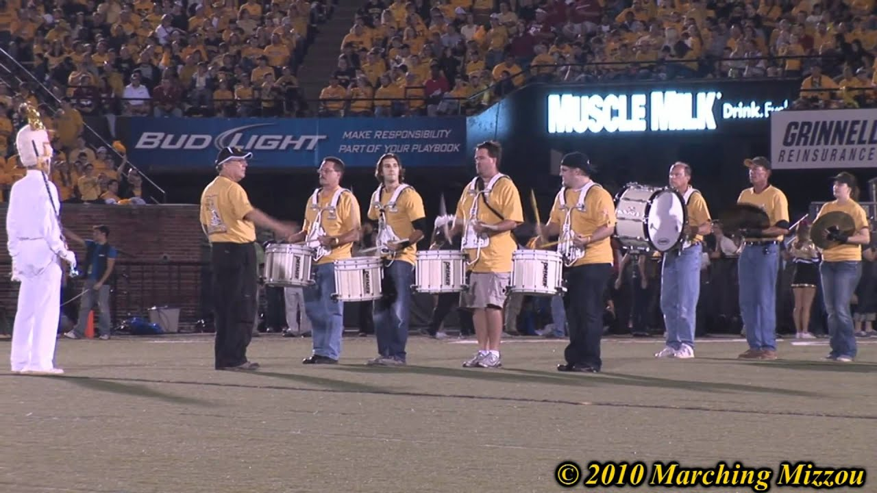 Mizzou Alumni Marching Band