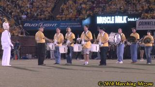Mizzou Homecoming 2010 - Marching Mizzou Highlights - Part 2