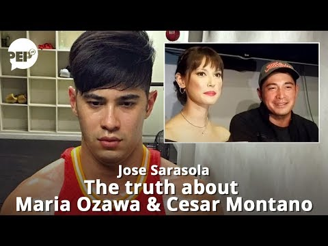 Jose Sarasola Tells Truth About Maria Ozawa-Cesar Montano One-night Stand Story