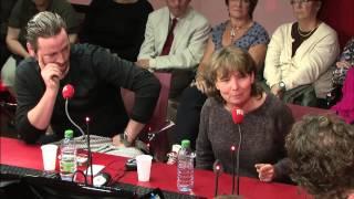 Diane Kurys & Benoît Magimel : L'heure du psy du 28/06/2013 dans A la Bonne Heure - RTL - RTL
