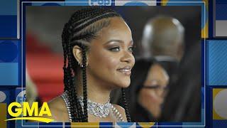 Pop star Rihanna donates 5 million dollars to help fight COVID-19 | GMA