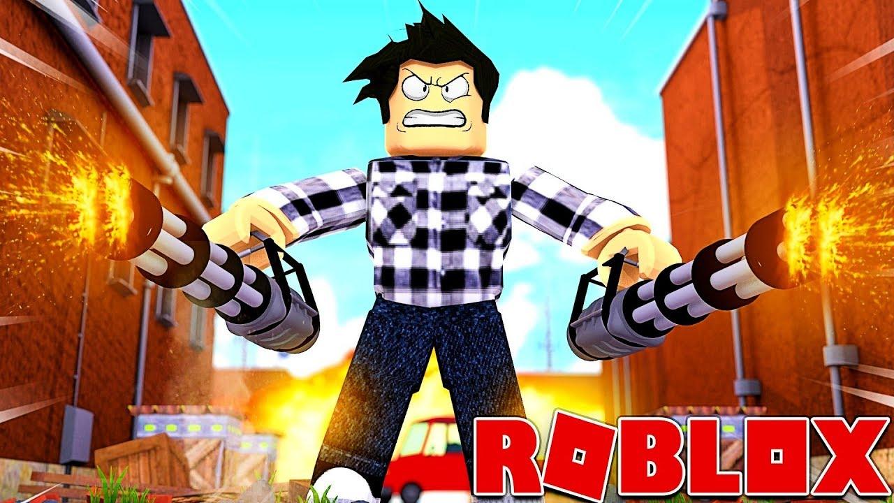 Les Meilleures Armes De Roblox Youtube