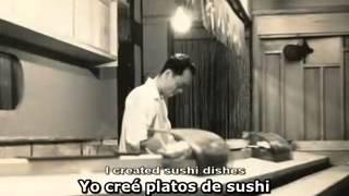 Jiro Sueña con sushi subt español
