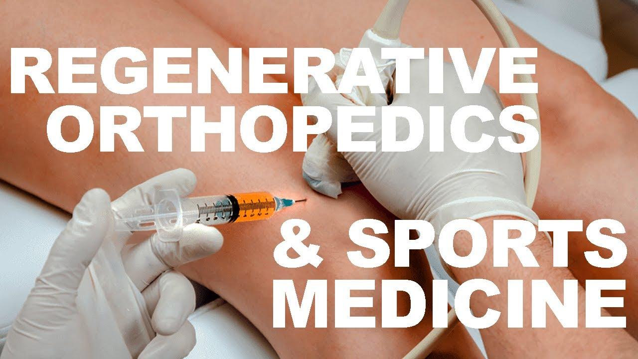 Skin Talk: Regenerative Orthopedics & Sports Medicine