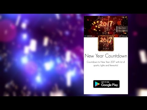 New Year Countdown 2017 for android