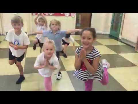 slanteddance @ Ashleigh Primary School
