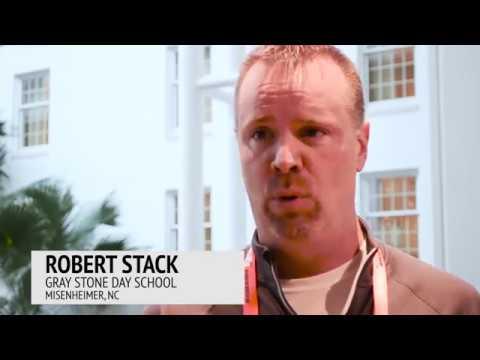 SuperFanHigh: Gray Stone Day School (North Carolina) - Robert Stack, Asst. Director of Athletics