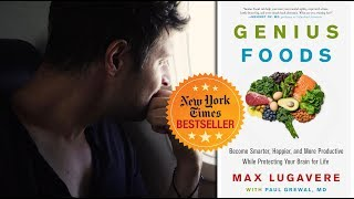 Www.geniusfoodsbook.com discover the critical link between your brain and food you eat change way ages, in this cutting-edge, practica...