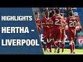 Ibisevic & Berlin In Great Shape | Eichstätt Vs. Hertha BSC 1-5 | Highlights | DFB-Pokal | 1st Round