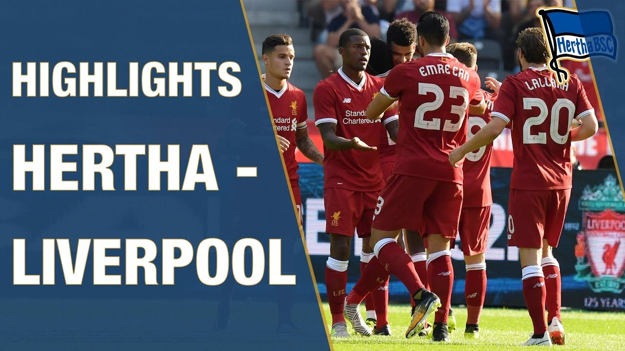 Hertha Vs Liverpool