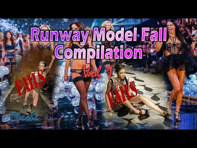Runway Falls Compilation | Runway Model Fails Compilation 2019 | Catwalk Model Falls Compilation