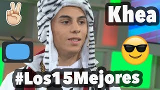 Khea a puro freestyle en #Los15Mejores