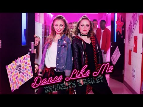 Thumbnail: Brooklyn and Bailey – Dance Like Me (Official Music Video)