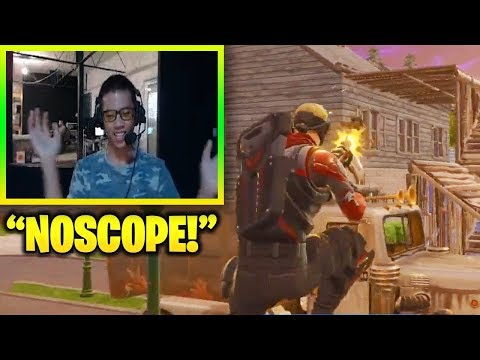 LE NOSCOPE LE PLUS INCROYABLE DE KINSTAAR !!! 😲 - Fortnite Meilleurs Moments Ep.67