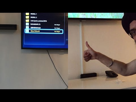 How To Hide HOME TV Wires in 20 minutes DIY
