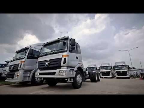 Mans 2014-0007 SD - Foton Truck