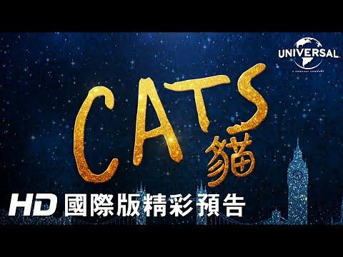 【CATS貓】精彩預告-12月24日 聖誕跨年壓軸鉅獻