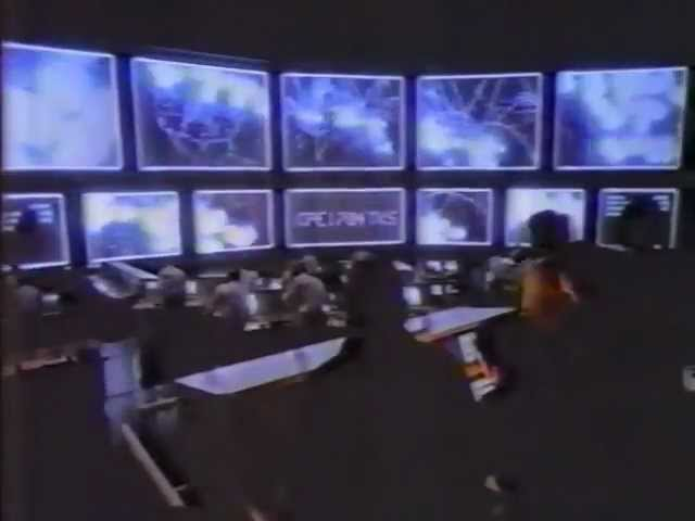 War Games 1983 TV trailer