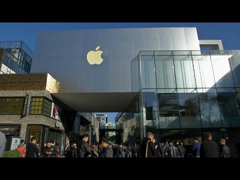 Apple First Company To Reach A Trillion Dollars