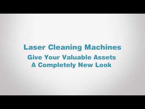 Máquina de Limpeza à LASER Baisheng Laser! Com a preocupação com o Meio Ambiente a escolha correta!