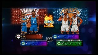 Let's Play NBA JAM #01 - Thunder vs Knicks [XBOX 360]