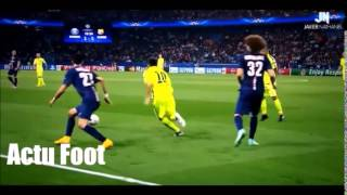 Top 10 Meilleur Dribleur Football Saison 2014-2015 HD