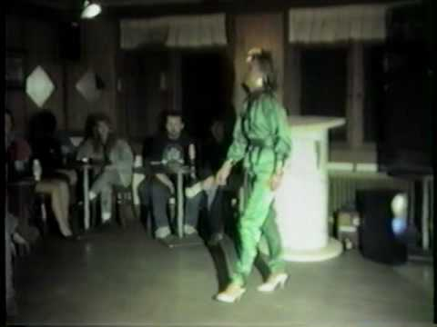 East Troy Wisconsin Fashion Show done by Judy Robran Moore in 1980's