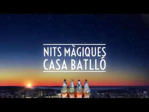 Nits Màgiques Casa Batlló 2018