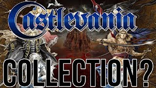 Castlevania Anniversary Collection? My Top 4 Must Play Games!