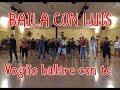 Download VOGLIO BALLARE CON TE Baby K BALLO DI GRUPPO | BAILA CON LUIS 2017 MP3 song and Music Video