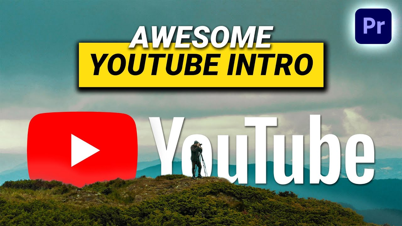 How to Create a Dynamic YouTube Intro (Premiere Pro Tutorial)