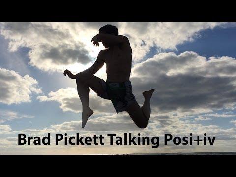 Brad Pickett | MMA Mindset | Drink POSI+IV