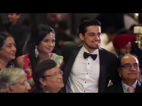 Sydney Minto Temple Wedding    Indian Wedding Highlights Video