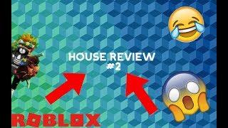 HAUS REVIEW #2! | Arbeiten an einem Pizza-Ort | Roblox | Englisch