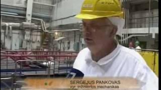 """""""Krašto spalvose"""" - reportažas iš Ignalinos atominės elektrinės pirmojo bloko"""