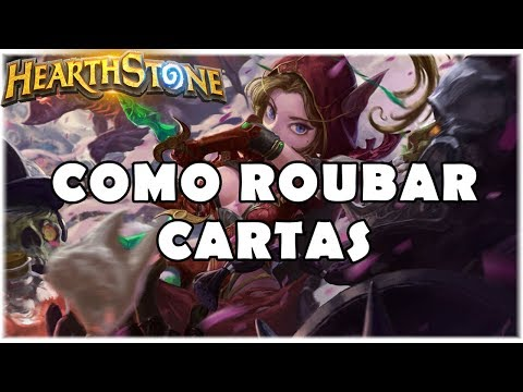 HEARTHSTONE - COMO ROUBAR CARTAS! (STANDARD DK MIRACLE ROGUE)